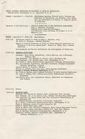 Second National Conference On Placement of Severely Handicapped, September 8, 9, 10 (ca. 1952)