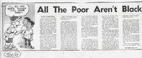 All The Poor Aren't Black: Being Black Is What Matters: Why? (Akron Beacon Journal, September 14, 1969)