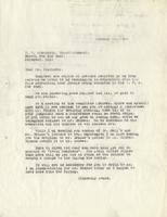 Letter from the National Fraternal Society of the Deaf Work Projects Administration Committee to E.R. Abernathy, January 10, 1940