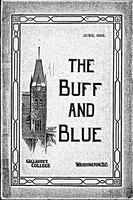 The Buff and Blue: Vol. 9, no. 9 (1901: Jun.)