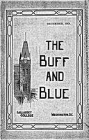 The Buff and Blue: Vol. 10, no. 3 (1901: Dec.)
