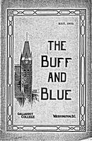 The Buff and Blue: Vol. 10, no. 8 (1902: May)