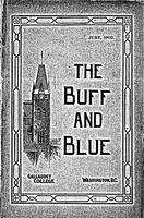 The Buff and Blue: Vol. 10, no. 9 (1902: Jun.)