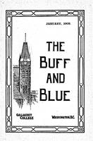 The Buff and Blue: Vol. 11, no. 4 (1903: Jan.)