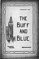 The Buff and Blue: Vol. 9, no. 5 (1901: Feb.)