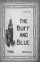 The Buff and Blue: Vol. 9, no. 7 (1901: Apr.)