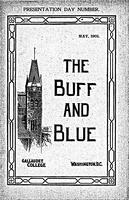 The Buff and Blue: Vol. 9, no. 8 (1901: May)