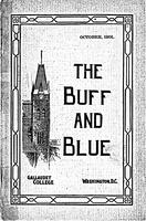 The Buff and Blue: Vol. 10, no. 1 (1901: Oct.)