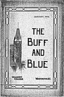 The Buff and Blue: Vol. 10, no. 4 (1902: Jan.)