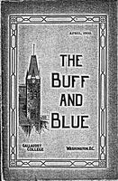 The Buff and Blue: Vol. 10, no. 7 (1902: Apr.)
