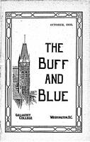 The Buff and Blue: Vol. 12, no. 1 (1903: Oct.)
