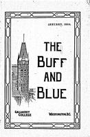 The Buff and Blue: Vol. 12, no. 4 (1904: Jan.)