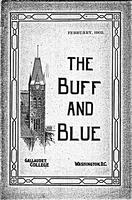 The Buff and Blue: Vol. 10, no. 5 (1902: Feb.)
