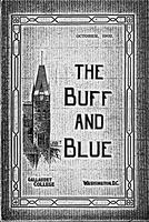 The Buff and Blue: Vol. 11, no. 1 (1902: Oct.)