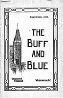 The Buff and Blue: Vol. 11, no. 2 (1902: Nov.)
