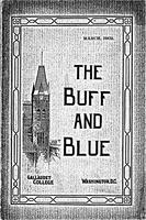 The Buff and Blue: Vol. 10, no. 6 (1902: Mar.)