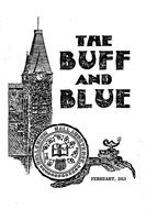 The Buff and Blue: Vol. 21, no. 5 (1913: Feb.)