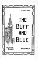 The Buff and Blue: Vol. 14, no. 4 (1906: Jan.)