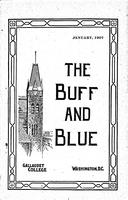 The Buff and Blue: Vol. 15, no. 4 (1907: Jan.)