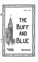 The Buff and Blue: Vol. 15, no. 7 (1907: Apr.)