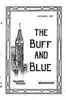 The Buff and Blue: Vol. 16, no. 1 (1907: Oct.)