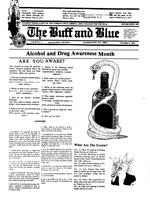 The Buff and Blue: Vol. 92, no. 7 (1984: Nov. 9)