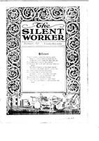 The Silent Worker vol. 34 no. 5