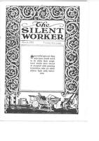 The Silent Worker vol. 34 no. 6