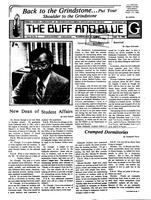 The Buff and Blue: Vol. 94, no. 1 (1986: Sep. 12)