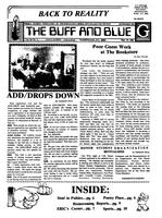 The Buff and Blue: Vol. 94, no. 2 (1986: Sep. 19)