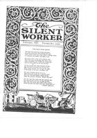 The Silent Worker vol. 35 no. 5
