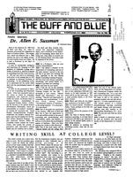 The Buff and Blue: Vol. 94, no. 3 (1986: Sep. 26)