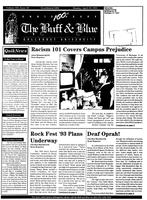 The Buff and Blue: Vol. 101, no. 19 (1993: Apr. 19)