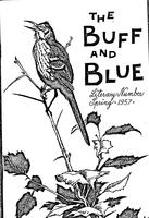 The Buff and Blue: Literary Number (1957: Spring)