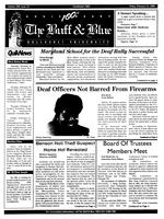 The Buff and Blue: Vol. 100, no. 12 (1992: Feb. 14)