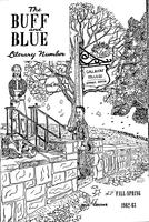 The Buff and Blue: Literary Number (1962-1963: Fall-Spring)