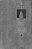 The Buff and Blue: The Senior Number (1929: Jun.)