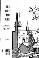 The Buff and Blue: Literary Number (1962: Winter)