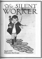 The Silent Worker vol. 39 no. 7
