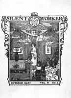 The Silent Worker vol. 40 no. 1