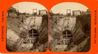 Construction -- Sewer on Boundary Street (1881-1882)