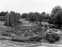 Mary Thornberry Building -- Construction (1958)