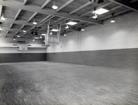 Hughes Memorial Gymnasium -- Construction (1956-1959) #9