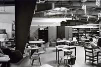Model Secondary School for the Deaf -- Old -- Interior (1970s) #11