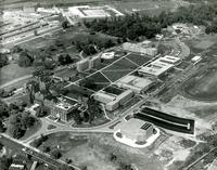Aerial view (1960s)