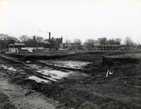 Hughes Memorial Gymnasium -- Construction (1956-1959) #3