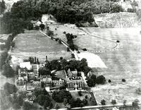 Aerial view (1956)