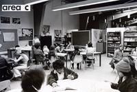 Model Secondary School for the Deaf -- Old -- Interior (1970s) #13