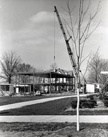 Mary Thornberry Building -- Construction (1963-1964)