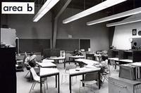 Model Secondary School for the Deaf -- Old -- Interior (1970s) #15